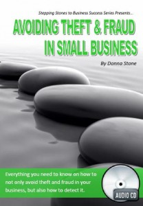 Avoiding Theft & Fraud In Small Business Audio Cover