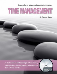 Time Management Audio Cover