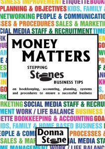 book 1 - money matters e-book cover