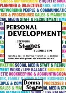 book 1 - personal development e-book cover