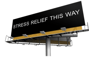 dealing with stress in business