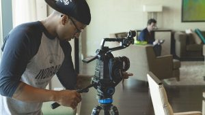How to record a great video or vlog at home