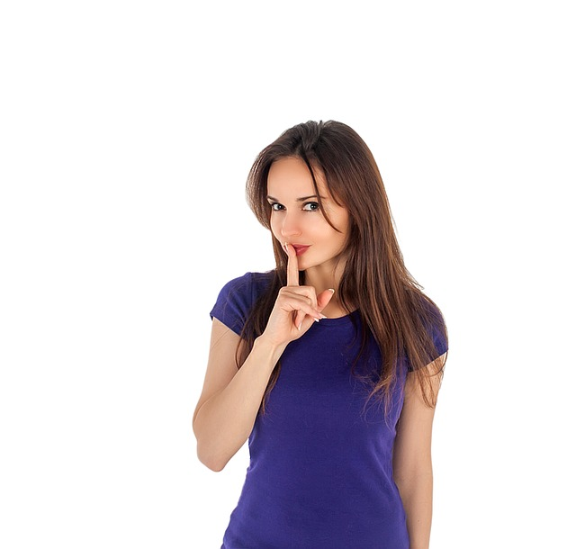 You cant sell a secret. Sales is not a dirty word