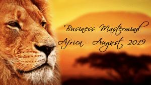 Africa Mastermind 2019