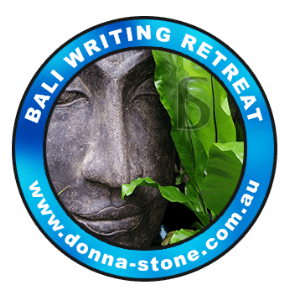 Bali Writing Retreat Badge