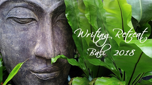 Bali Wriiting Retreat Banner