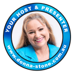 Donna Stone Host & Presenter