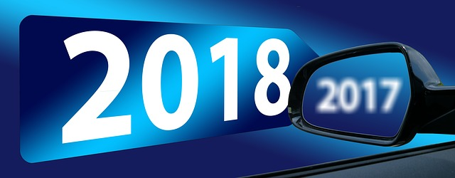 A year in review and making 2018 awesome