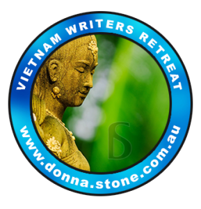 Vietnam Writing Retreat Badge