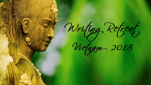 Vietnam Writing Retreat Banner