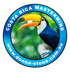Costa Rica Mastermind Badge