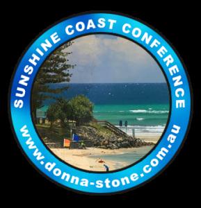 Sunshine Coast Conference Badge