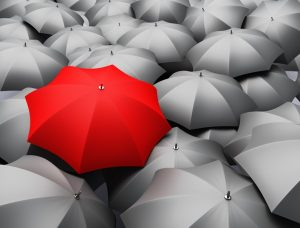 How to stand out and be noticed