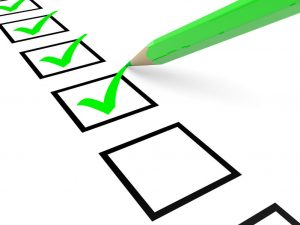 Complimentary Business Review Checklist