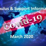 Covid 19 Stimulus & Support