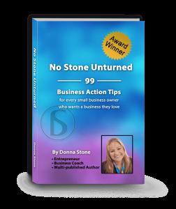Book 6 in 3D No Stone Unturned