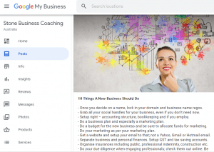 Maximise your marketing using Google my business