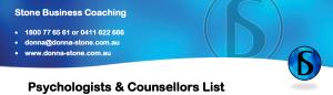 Psychologist & Counsellor List 2021
