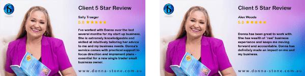 Donna Stone Testimonials