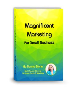 Magnificent Marketing for Small Business